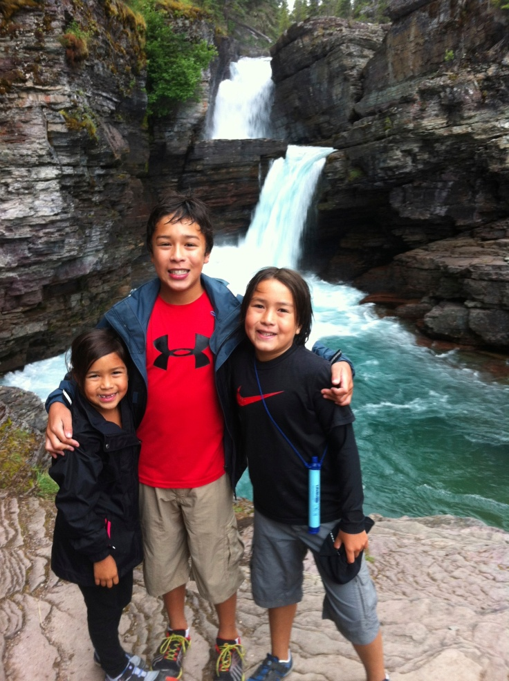 St Mary's Falls